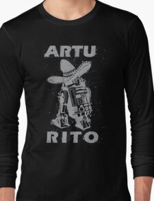 Me llamo Arturito Long Sleeve T-Shirt