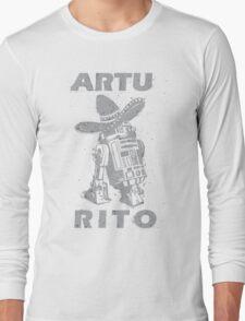 Me llamo Arturito Long Sleeve T-Shirt