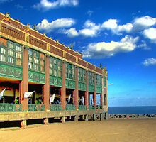 Convention Hall - Asbury Park, NJ HDR by AnneRN