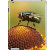 Fly on Flower iPad Case/Skin