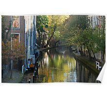From the Old Canal to the River Vecht Poster
