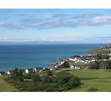 Gairloch, Wester Ross, Scotland looking towards Skye Photographic Print