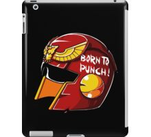 Born to Punch iPad Case/Skin