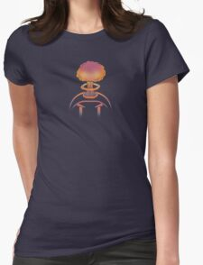 Planet Bomber Hothead Womens Fitted T-Shirt