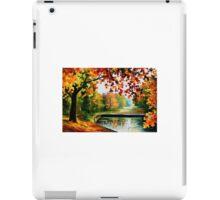 Far Hills — Buy Now Link - www.etsy.com/listing/214759764 iPad Case/Skin