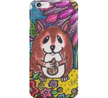 Cute Lil Hamster! iPhone Case/Skin