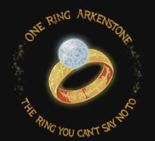 One Ring Arkenstone by cattocc