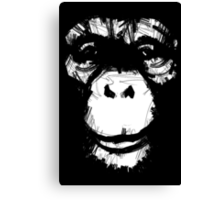 Everything's More Fun With Monkeys Canvas Print