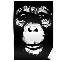 Everything's More Fun With Monkeys Poster