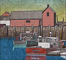 Motif Number One by Mike Connor