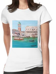 Laguna Womens Fitted T-Shirt