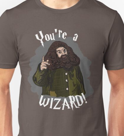 You're a Wizard! Unisex T-Shirt