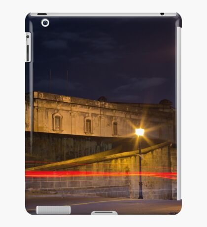 History Stands Still iPad Case/Skin