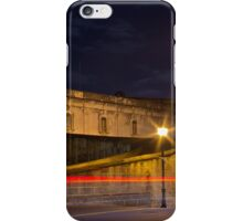 History Stands Still iPhone Case/Skin