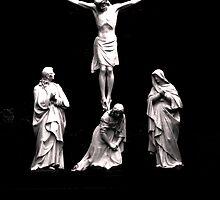 irish jesus by Amagoia  Akarregi