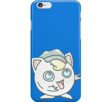 Jimmypuff iPhone Case/Skin
