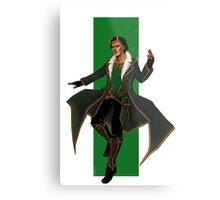 Young Avengers Loki Metal Print