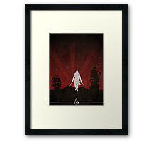 Kenway Framed Print
