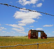 Abandoned at New Norcia by myraj