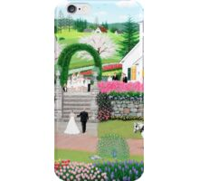Walk with My Father iPhone Case/Skin