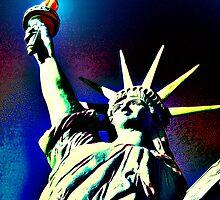 Lady Liberty by MidnightAkita