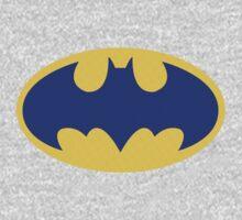 Comic Print Bat Logo by GilbertValenz