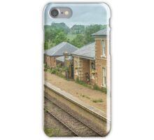 Blake Hall Station, Essex, UK iPhone Case/Skin