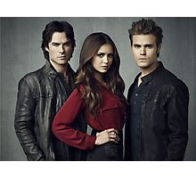 Vampire Diaries  Photographic Print