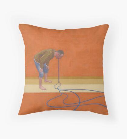 Purge 2# Throw Pillow