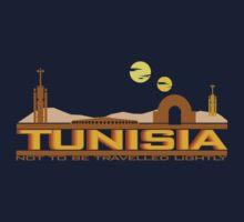 Tunisia Traveller by igotashirt4u