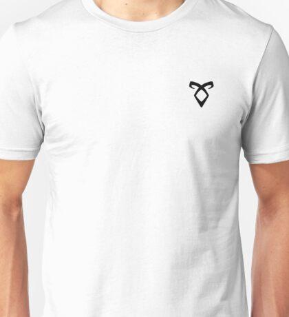 Shadowhunters' Angelic Rune (black) Unisex T-Shirt