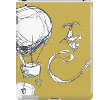 Hot Air Balloon iPad Case/Skin