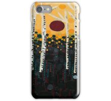 :: Red Moon Love Song :: iPhone Case/Skin