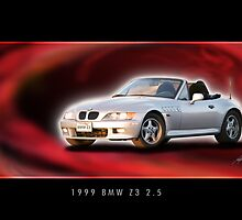 1999 BMW Z3 by eddsbubble