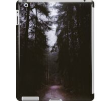 Will you let me pass? iPad Case/Skin