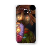 skull kid (loz majoras mask) Samsung Galaxy Case/Skin