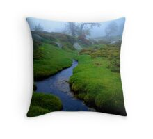 the isle of the elfs Throw Pillow