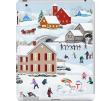 Once Upon a Winter iPad Case/Skin