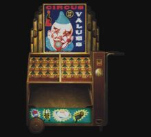 BioShock – Circus of Values Vending Machine by PonchTheOwl