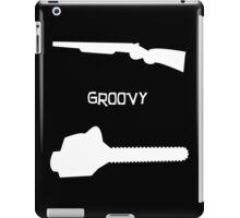 Groovy v3 iPad Case/Skin