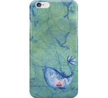 Look I drew a fish iPhone Case/Skin