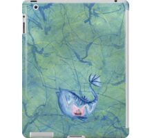 Look I drew a fish iPad Case/Skin