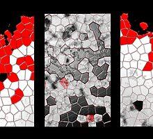 Snake Skin Comp. by Geoffrey Wicking