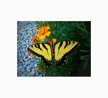 Yellow male Eastern Tiger Swallowtail Unisex T-Shirt