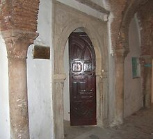 Medina Door II by Tom Gomez