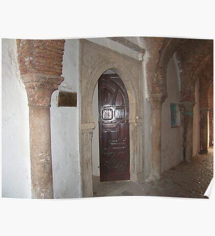 Medina Door II Poster