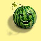 Happy melons rule the world by Kurt  Tutschek