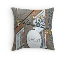 York's Ghost Of Stonegate Throw Pillow