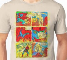 """""""If I wrote for marvel Unisex T-Shirt"""