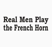 French Horn Kids Tee